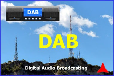 Antenne DAB Antennakit Protel